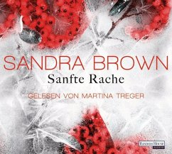 Sanfte Rache, 6 Audio-CDs - Brown, Sandra