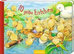 10 gelbe Entchen