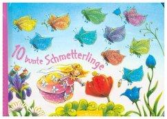 9783845815862 - Mennen, Patricia: 10 bunte Schmetterlinge - Livre
