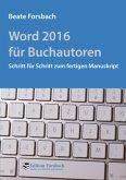 Word 2016 für Buchautoren