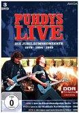 Puhdys - Die Jubiläumskonzerte (3 Discs)