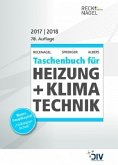 Recknagel - Taschenbuch für Heizung + Klimatechnik 2017/2018, CD-ROM