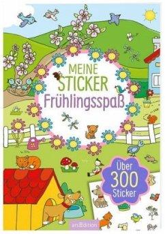 Meine Sticker: Frühlingsspaß