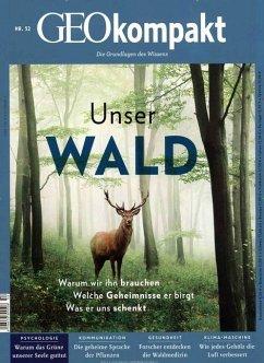 GEOkompakt 52/2017 - Unser Wald