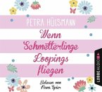 Wenn Schmetterlinge Loopings fliegen, 4 Audio-CDs
