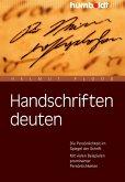 Handschriften deuten (eBook, PDF)
