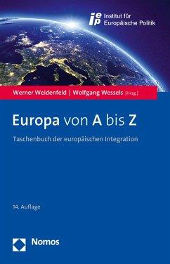 Europa von A bis Z (eBook, PDF)