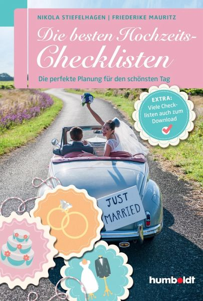 Die Besten Hochzeits Checklisten Ebook Pdf Von Nikola