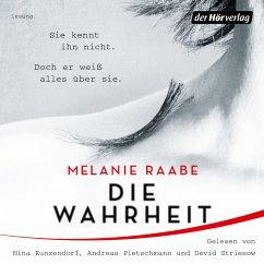 DIE WAHRHEIT (MP3-Download) - Raabe, Melanie