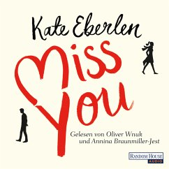 Miss you (MP3-Download) - Eberlen, Kate
