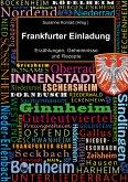 Frankfurter Einladung (eBook, ePUB)