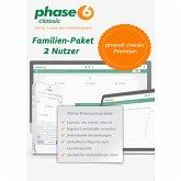 phase-6 classic Premium (2017) inklusive App für Android & iOS - 2 Nutzer / 12 Monate (Download für Mac)