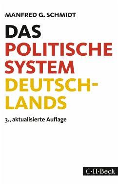 Das politische System Deutschlands (eBook, ePUB) - Schmidt, Manfred G.