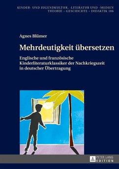 Mehrdeutigkeit übersetzen - Blümer, Agnes