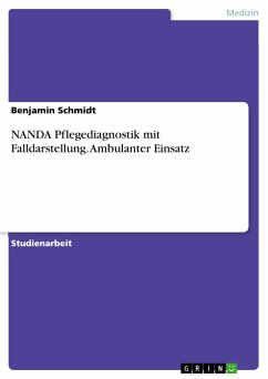 NANDA Pflegediagnostik mit Falldarstellung. Ambulanter Einsatz