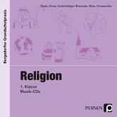 Religion 1. Klasse, 1 Musik-CD