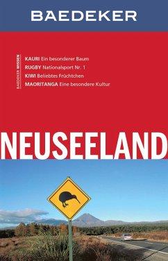 Baedeker Reiseführer Neuseeland (eBook, ePUB) - Linde, Helmut; Mecke, Andrea
