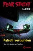 Fear Street 8 - Falsch verbunden (eBook, ePUB)