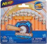 Hasbro C0163EU4 - Nerf ACCUSTRIKE Dart Nachfüllpack, 24er Pack