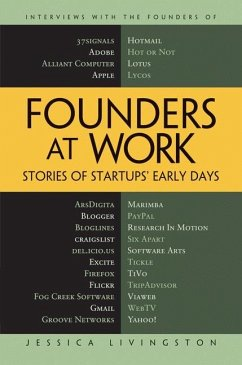 Founders at Work - Livingston, Jessica