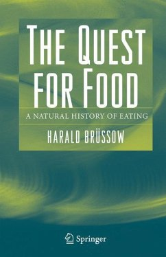 The Quest for Food - Brüssow, Harald