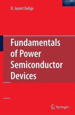 Fundamentals of Power Semiconductor Devices - Baliga, B. Jayant