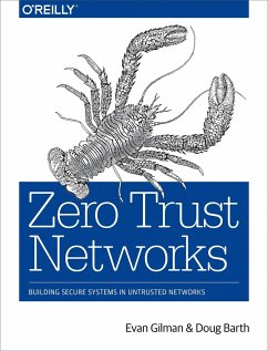 Zero Trust Networks - Gilman, Evan; Barth, Doug