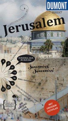DuMont direkt Reiseführer Jerusalem - Rauch, Michel