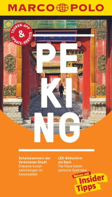 MARCO POLO Reiseführer Peking - Schütte, Hans Wilm