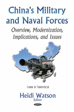 China's Military & Naval Forces