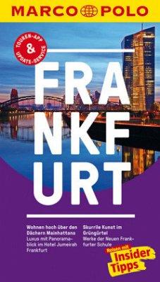 MARCO POLO Reiseführer Frankfurt - Henss, Rita