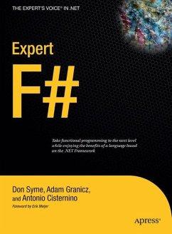 Expert F# - Cisternino, Antonio; Granicz, Adam; Syme, Don