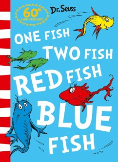 One Fish, Two Fish, Red Fish, Blue Fish - Seuss, Dr.