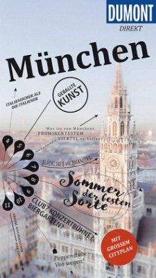 DuMont direkt Reiseführer München - Fazekas, Agnes