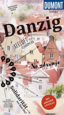 DuMont direkt Reiseführer Danzig - Schulze, Dieter