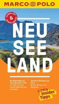 MARCO POLO Reiseführer Neuseeland - Huy, Stefan; Gebauer, Bruni