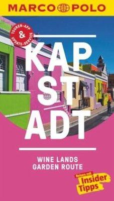 MARCO POLO Reiseführer Kapstadt, Wine-Lands und Garden Route - Schächtele, Kai;Jeschonneck, Anja