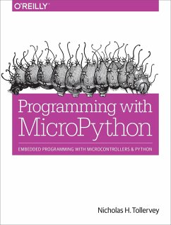 Programming with MicroPython - Tollervey, Nicholas H.