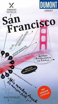 DuMont Direkt Reiseführer San Francisco - Braunger, Manfred