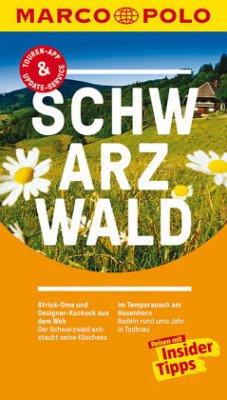 MARCO POLO Reiseführer Schwarzwald - Weis, Roland