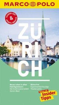 MARCO POLO Reiseführer Zürich - Hegi, Christoph