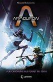 Verschwörung auf Planet Nu-Topia / Armouron Bd.6 (Mängelexemplar)
