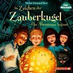 Das Abenteuer beginnt / Im Zeichen der Zauberkugel Bd.1 (MP3-Download)