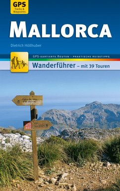 Mallorca Wanderführer Michael Müller Verlag (eBook, ePUB) - Höllhuber, Dietrich