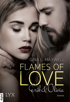 Flames of Love - Erik & Olivia / Boston Heat Bd...