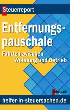 Entfernungspauchale (eBook, ePUB) - Borrosch, Friedrich