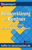 Die Steuererklärung der Rentner (eBook, ePUB)