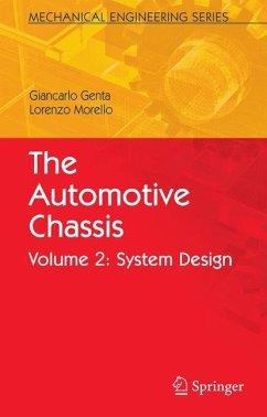 The Automotive Chassis - Genta, Giancarlo; Morello, L.