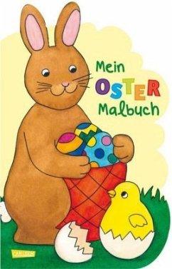 Mein Oster-Malbuch (Osterhase)