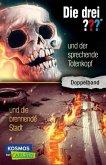Die drei ??? und der sprechende Totenkopf / und die brennende Stadt (Doppelband) (drei Fragezeichen)
